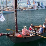 A Memorable Day at Hobart's Australian Wooden Boat Festival