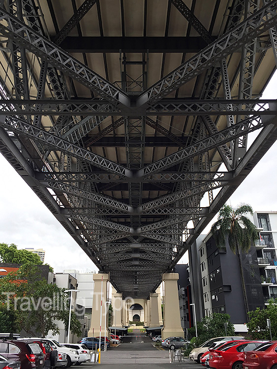 walks around Brisbane