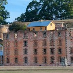 A Quiet Afternoon at Port Arthur's Penitentiary