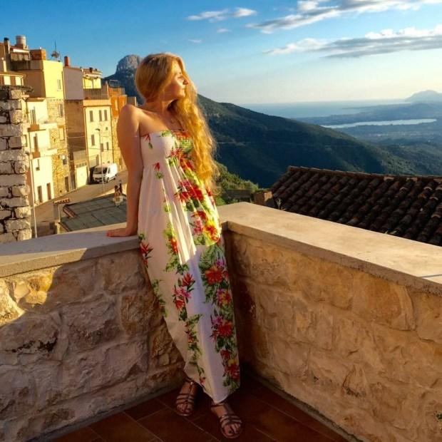 Fiona McNicol A Travellin Tale Baunei Sardinia Italy