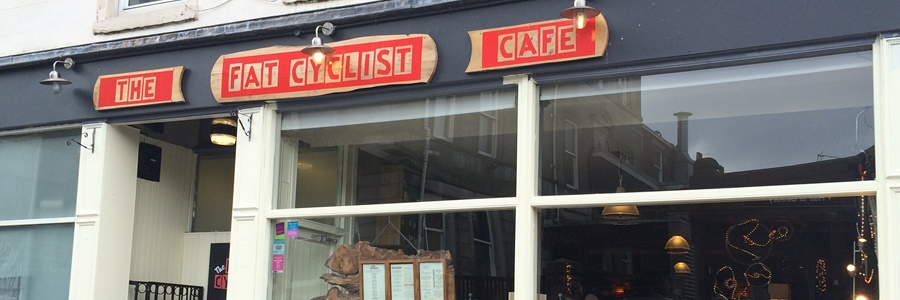 Review: The Fat Cyclist Cafe, Stirling