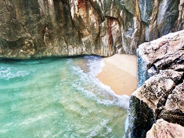 Sardinia Cala Goloritze