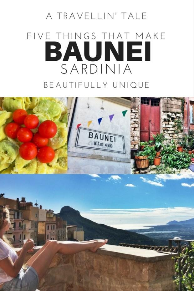 Five Things that make Baunei Sardinia beautifully unique