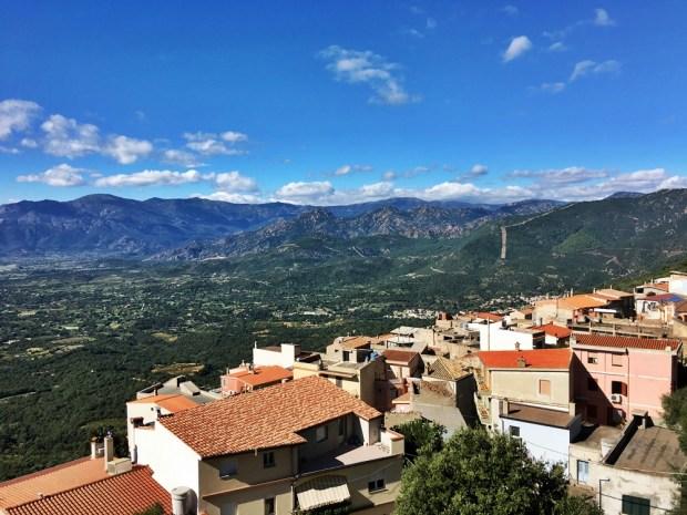 Baunei Sardinia Italy