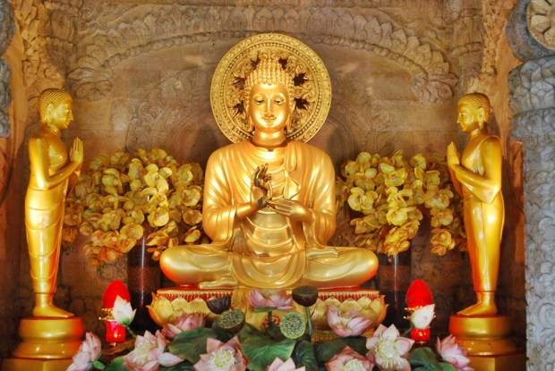 Vihara Dharma Giri Buddhist Temple in Kabupaten Tabanan