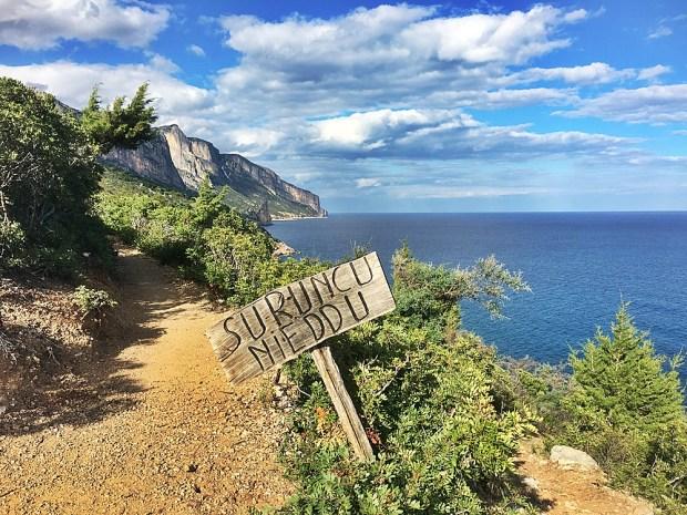 Hiking to Pedra Longa Sardinia