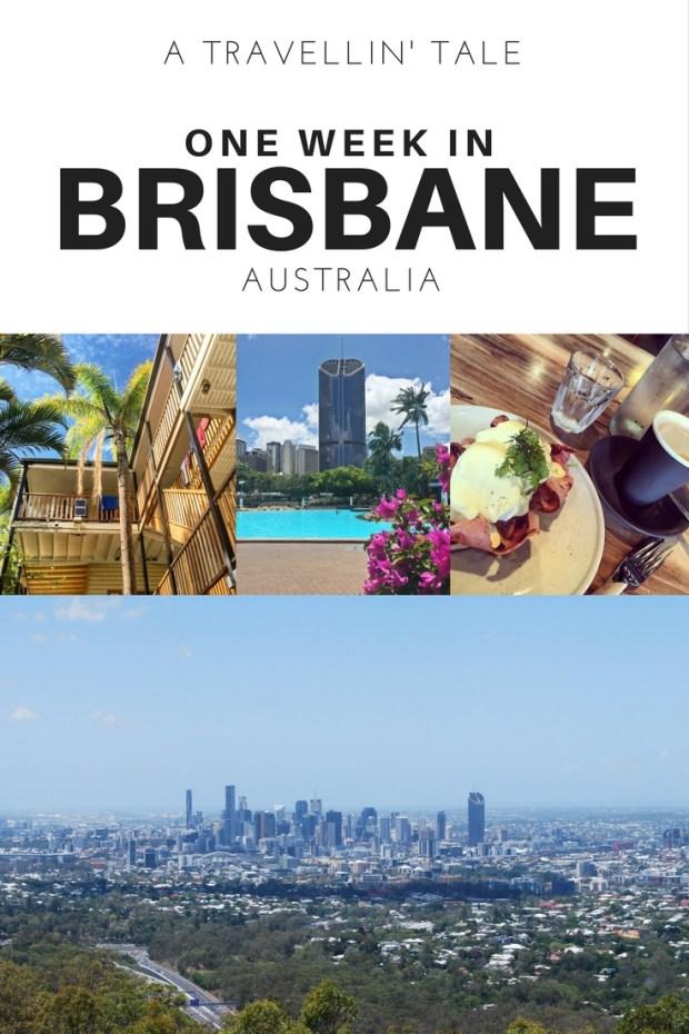 One Week in Brisbane - Queensland's Sunshine Capital