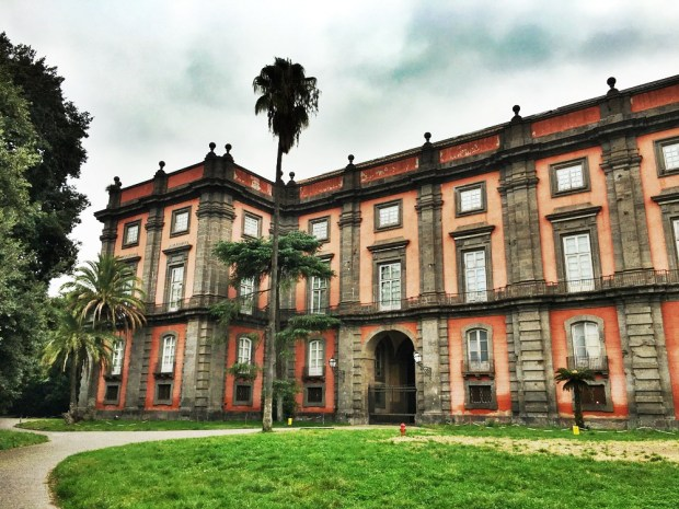 Things to do in Naples Capodimonte Museum Italy