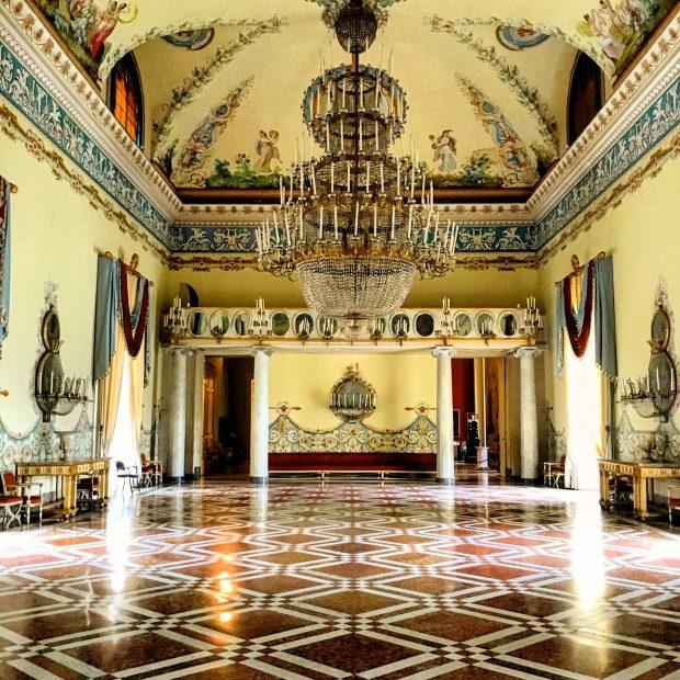 Things to do in Naples Capodimonte Museum Naples Italy