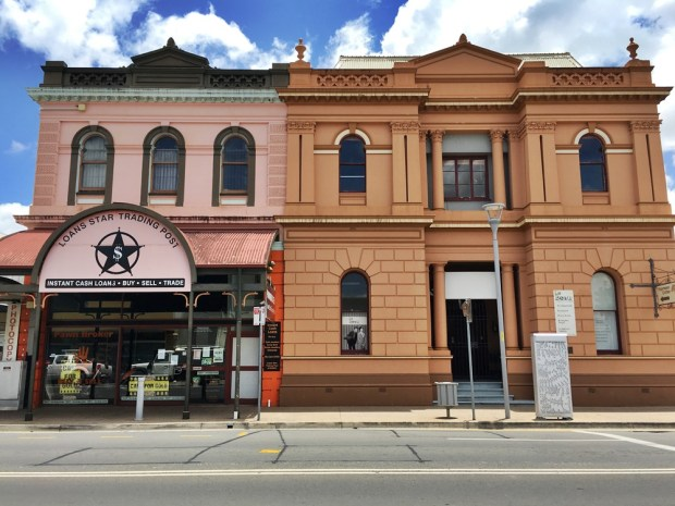 Bank Mary Poppins Maryborough Queensland