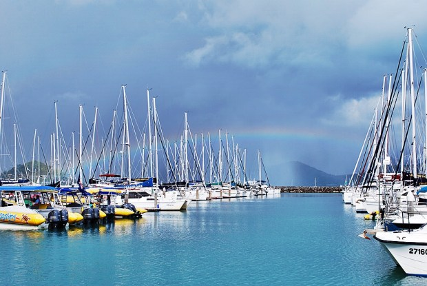 Rainbow Abell Point Marina