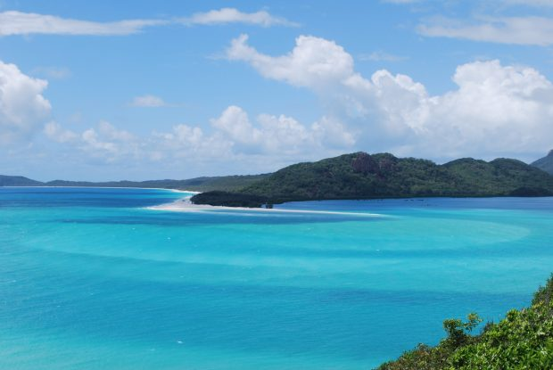 Hill Inlet Outlook Whitsunday Island