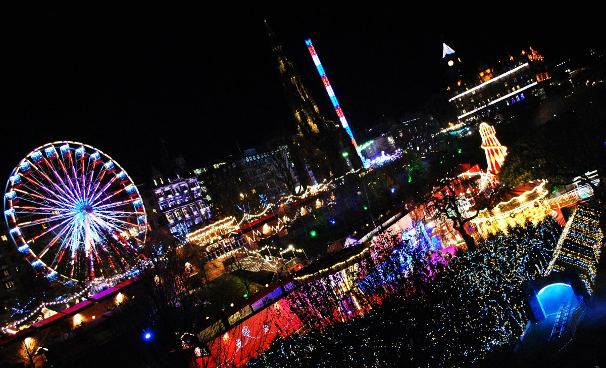 Five Festive Things to do in Edinburgh this December