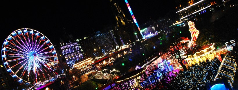 Five Festive Things to do in Edinburgh this Christmas
