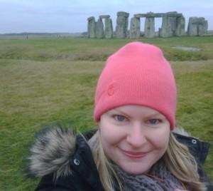 Stonehenge Sarah Blinco