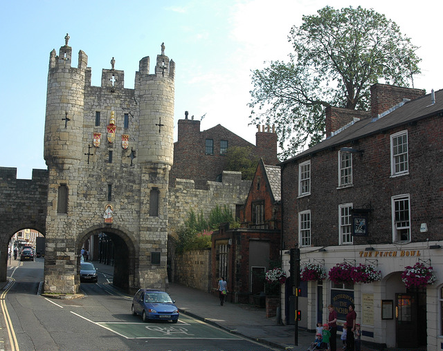 York England, is a perfect weekend trip from London