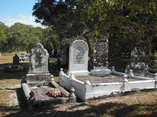 Cooktown cemetary