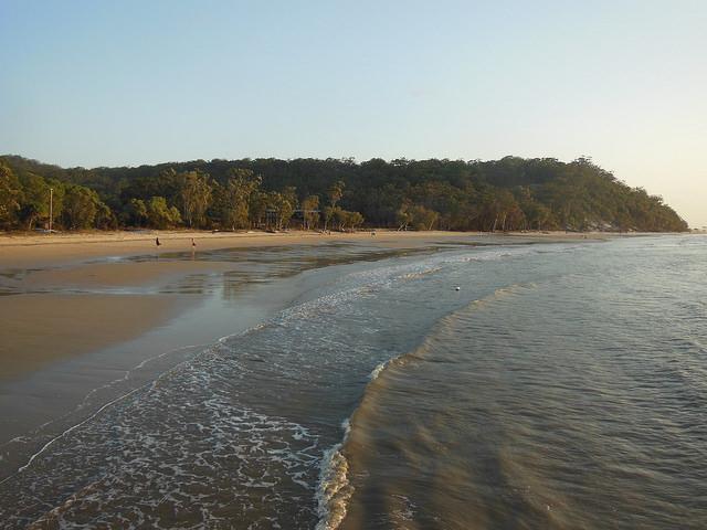 fraser coastline