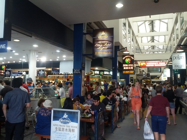 Sydney Fish Markets - inside (Copy)