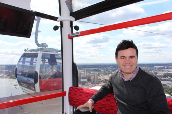 Emirates Air Line London Cooper Dawson