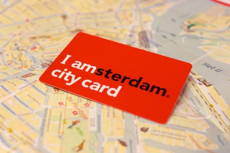 I amsterdam City Card (Copy)