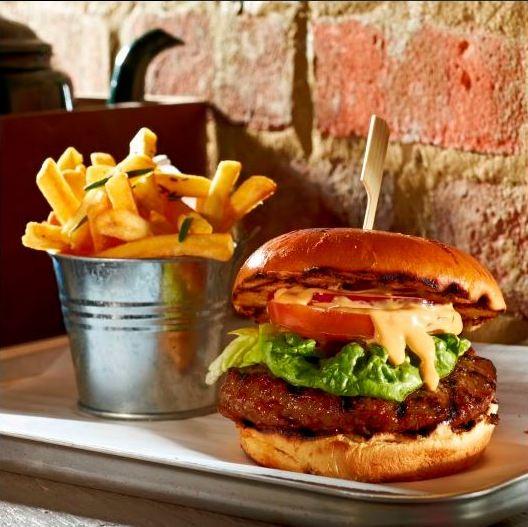 Bar Soho Burger