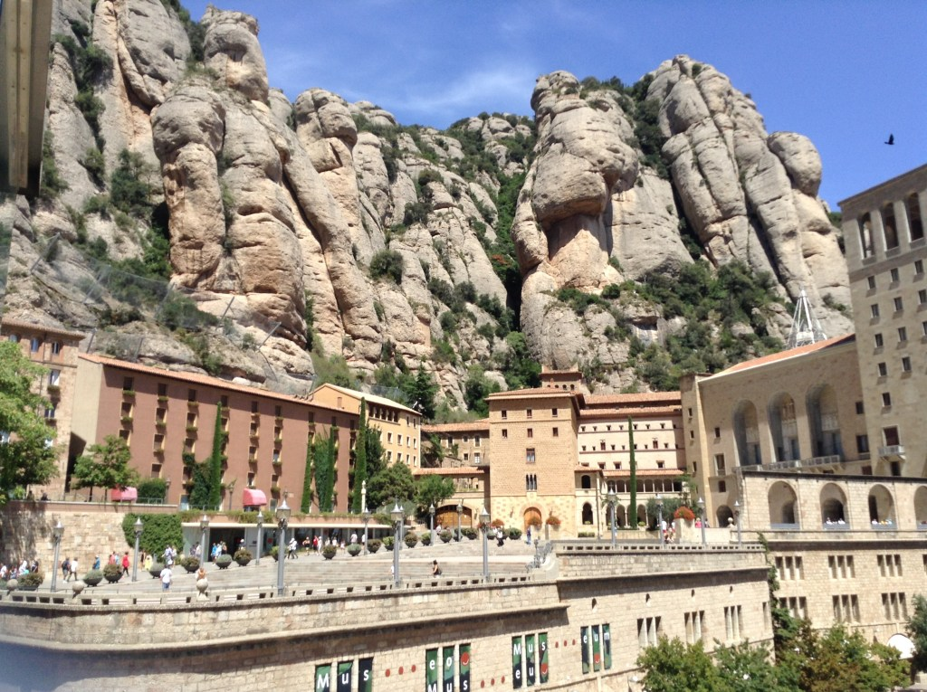 Barcelona tips - Monastery of Montserrat