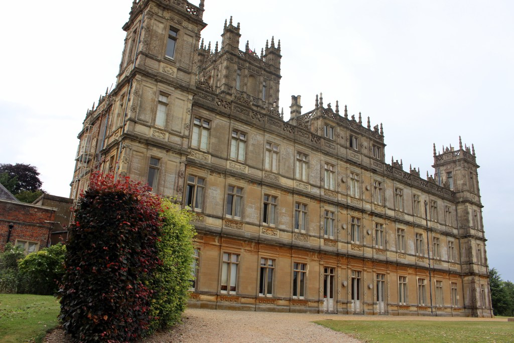 Filming location of Downton Abbey, Highclere Castle - visit on a day trip from London
