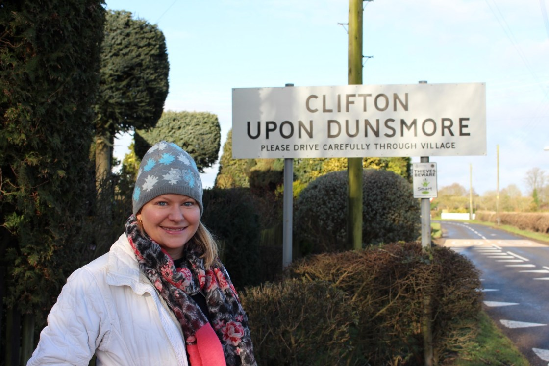 Days out in Warwickshire - Clifton upon Dunsmore