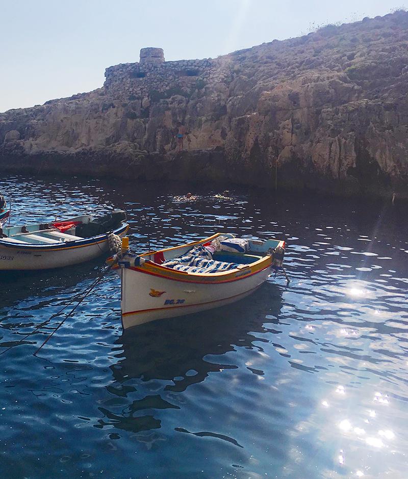 Mindfulness on a Malta vacation - extraordinarily beautiful