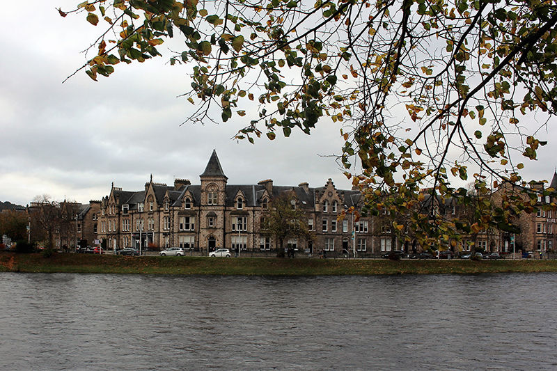 There's plenty of things to do in Inverness - just wander and explore the city