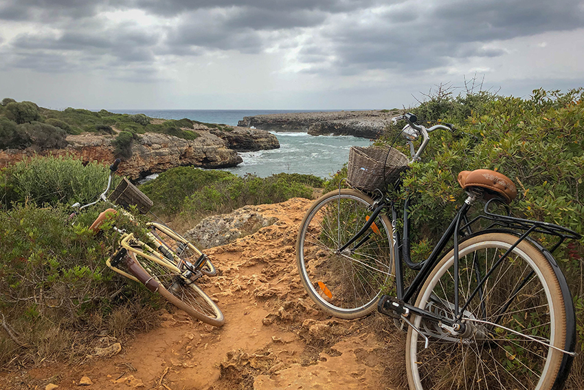 Cycling holidays are ever more popular as a wellness travel escape
