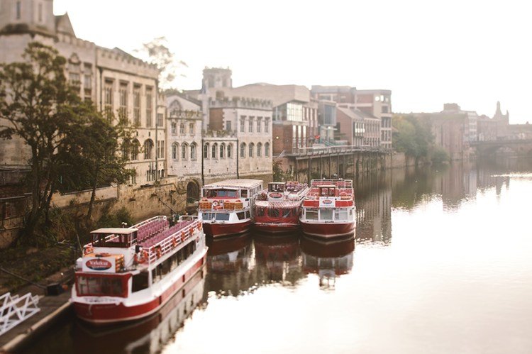 romantic destinations in UK - try York