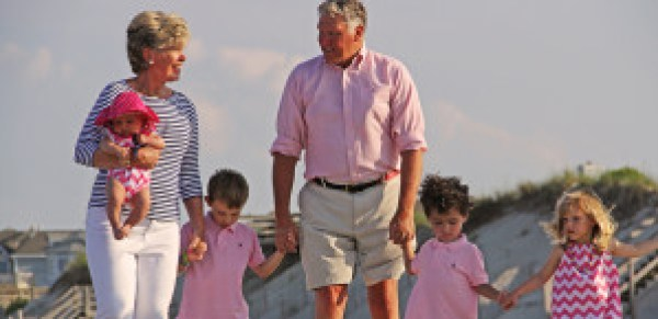 how to prepare for leaving kids with grandparents