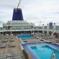 A visit onboard P&O Cruises Britannia
