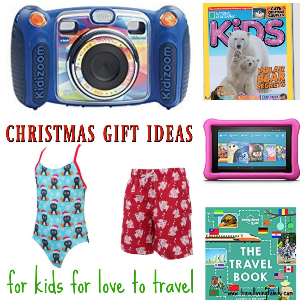 Christmas Gift For Kids.The Best Christmas Gifts For Kids Who Love To Travel