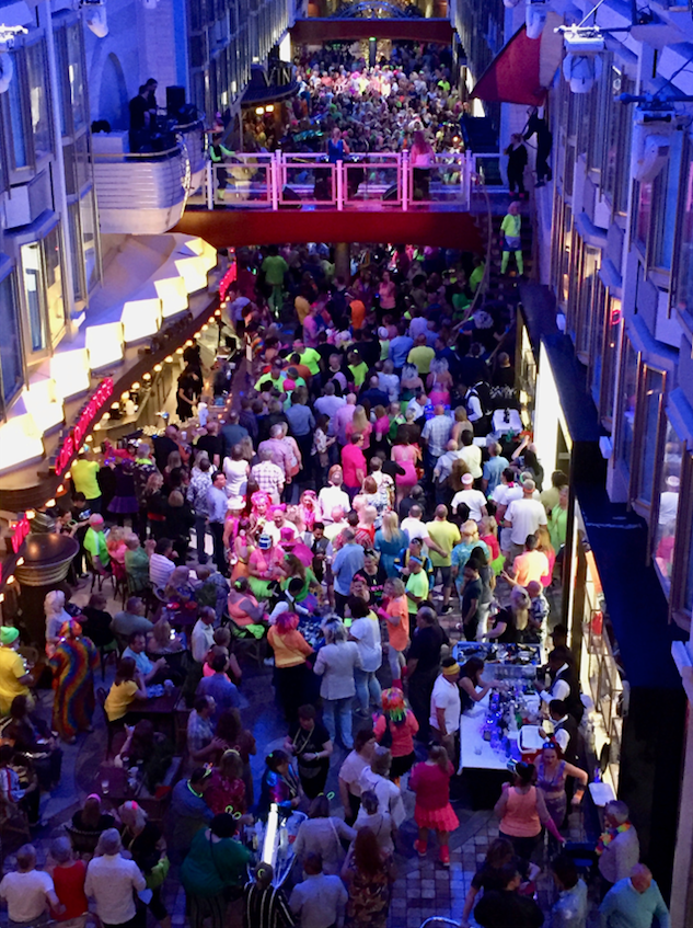Back to the 80s cruise review