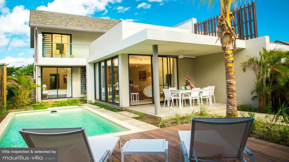 family accommodation Mauritius