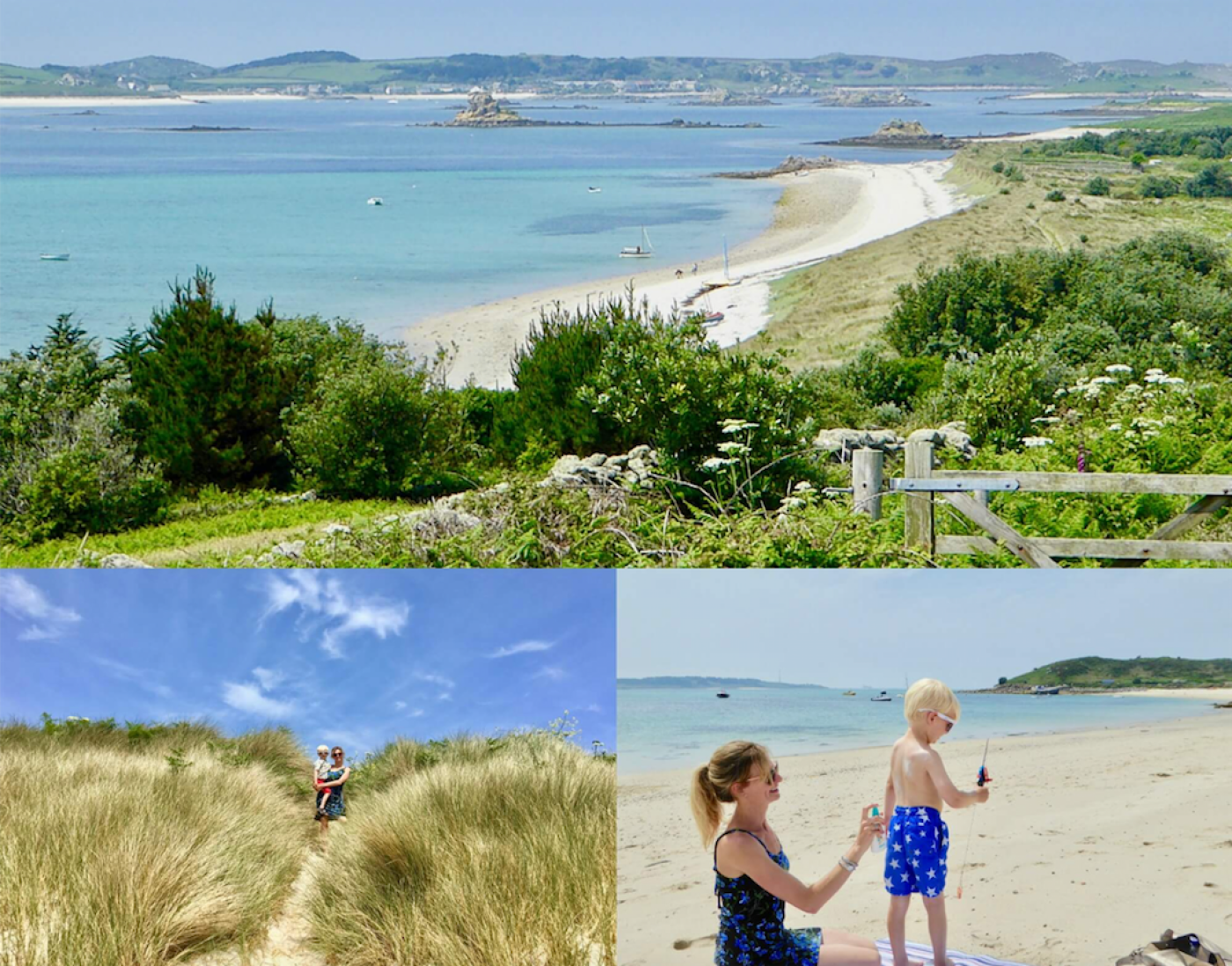 Isles of Scilly St Martins Beaches