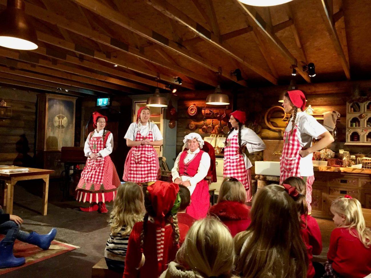 Lapland UK is it worth the money?  Mrs Christmas