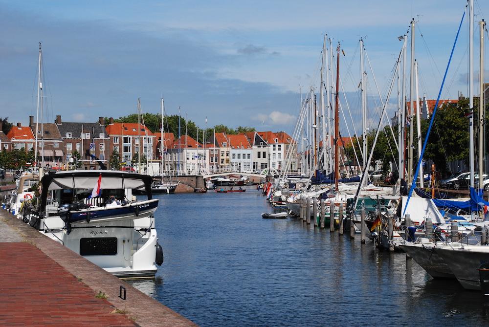 Stedentrip Middelburg Nederland