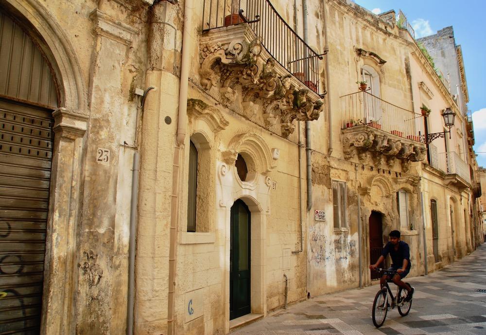 Route roadtrip Zuid-Italië Lecce