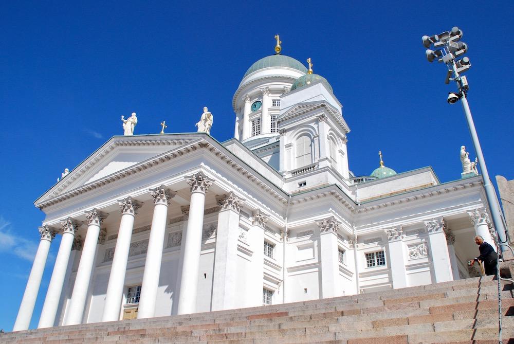 Lutherse Domkerk Helsinki Finland