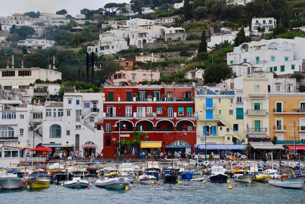 Capri Italië