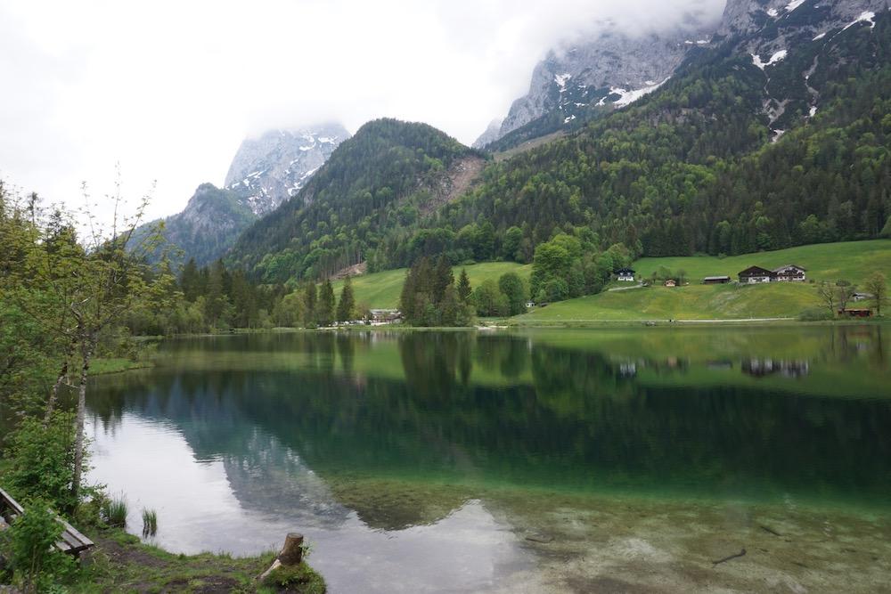 Hintersee Berchtesgadener Land Duitsland
