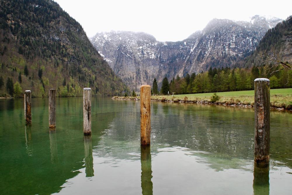 Königssee Nationaal Park Berchtesgaden Schönau Duitsland