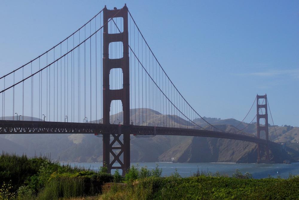 Golden Gate Bridge San Francisco Verenigde Staten
