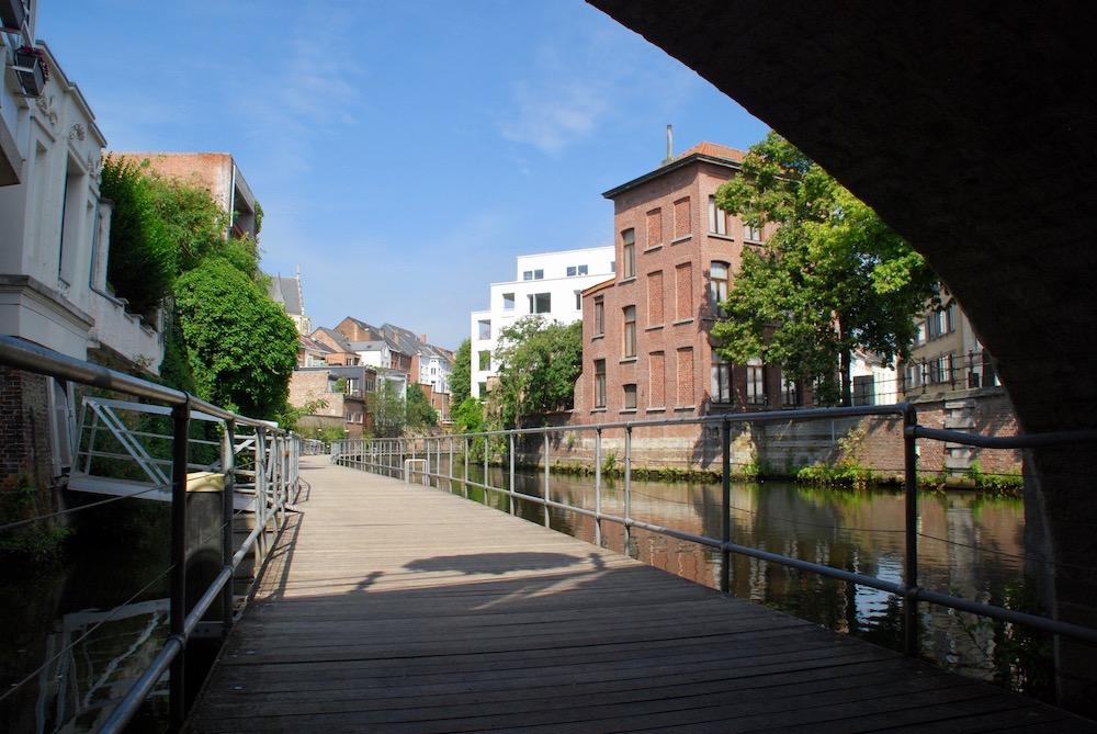 Binnendijle Mechelen België