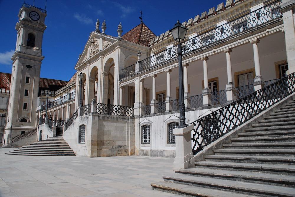 Roadtrip Portugal Coimbra