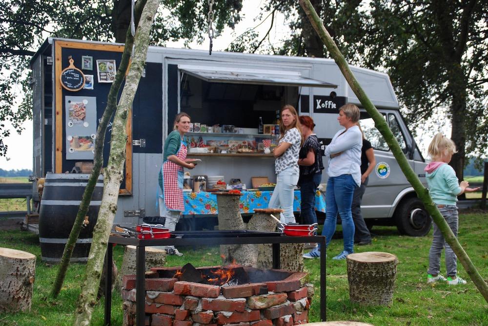 Boerderij De Omleiding De Friese Wouden Friesland Nederland